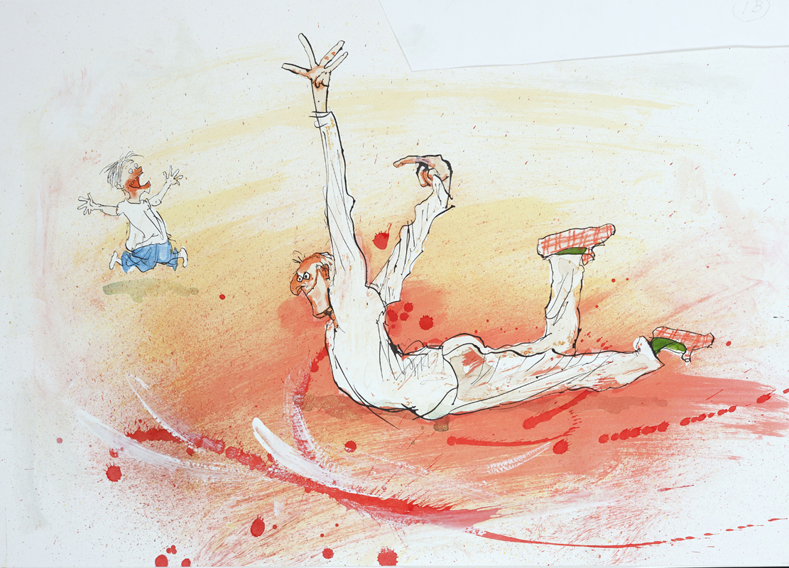 Ralph Steadman's Children's Collection