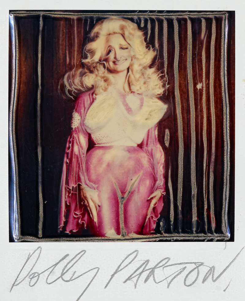 Ralph Steadman's Paranoid of Dolly Parton