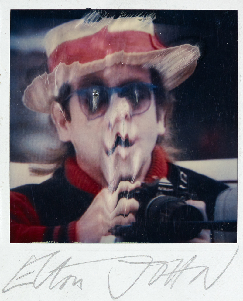 Paranoid of Elton John